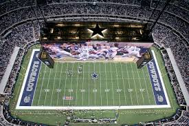 ge ingenuity throws dallas cowboys stadium to technological