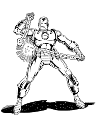iron man color pages gallery of superb iron man coloring pages