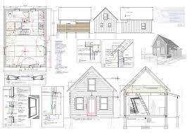 free small cabin plans free cottage plans agencia tiny home
