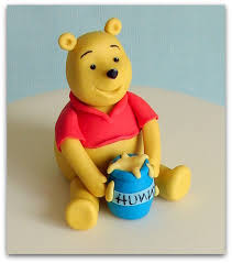 winnie the pooh cake topper winnie the pooh cake topper my attempt at a s flickr