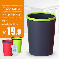 poubelle plastique cuisine en plastique poubelle grande taille creative salon cuisine toilette