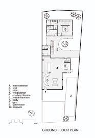 Architect Floor Plan by Gallery Of Vermani House Eleena Jamil Architect 15