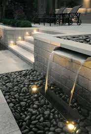 best beautiful water features images pics stunning diy water