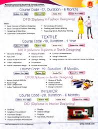 Interior Decoration Courses Fees Welcome To Maharishi Dyanand Educational Society