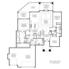 oak floor plan from noco custom homes