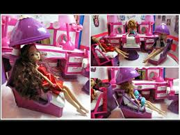 Salon Hair Dryer Chair Diy A Doll Hair Salon Hair Dryer Chair Dollar Store Diy Craft