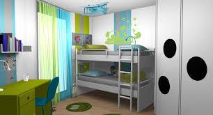 chambre garçon lit superposé chambre enfant garçons anis turquoise lits superposés déco