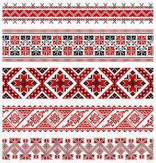 ukrainian embroidery ornament stock vector day908 4807593