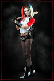 Harley Quinn Halloween Costume Diy Diy Harley Quinn Squad Cosplay Makeup Tutorial