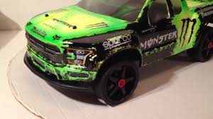 ford raptor rally truck traxxas rally 1 10 with proline ford raptor custom painted youtube