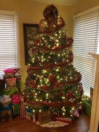 awesome ways to burlap tree decoration happy