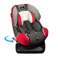 swivelling car seat 0 1 360 renolux renolux