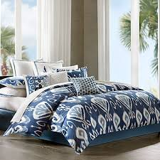 Echo Bedding Sets Echo Bansuri Comforter Set 100 Cotton Bed Bath Beyond