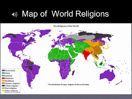 Religion World Map by It Is Conceivable For States To Get Together And Have A United