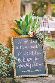 wedding quotes signs 10 wedding signs you are sure to the snapknot