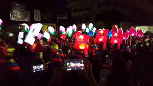 louis college la union 53 parade of lights 2017