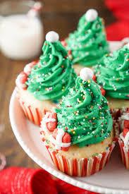 easy christmas tree cupcakes sugar u0026 soul