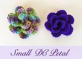 Tiny Flower Crochet Pattern - 260 best crochet flowers images on pinterest crocheted flowers