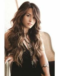 long hair with layers and bangs popular long hairstyle idea