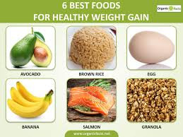 20 amazing methods for healthy weight gain organic facts