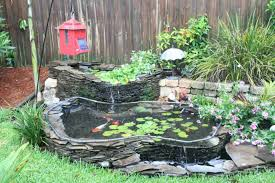 backyard fish pond ideas good fish pond pictures wallpapers with
