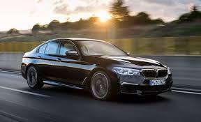 bmw announces 2018 m550i xdrive u2013 news u2013 car and driver car and