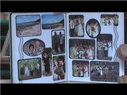 wedding scrapbooks albums scrapbooking ideas how to make a wedding scrapbook album