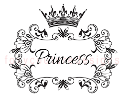 beautiful princess crown coloring pages 66 with additional