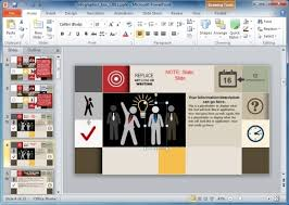 powerpoint how to edit template removing elements from powerpoint