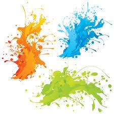 neon clipart paint colour pencil and in color neon clipart paint
