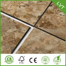 china 4mm waterproof lay lvt flooring manufacturers