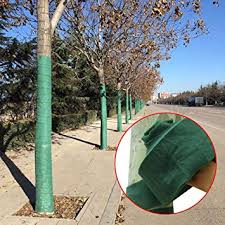 2 pack 20m tree wrap protective winter proof cloth