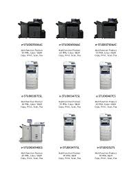 toshiba guide to copiers and printers