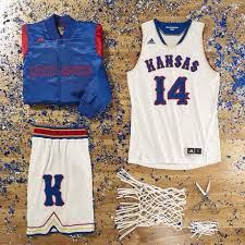 heritage uniforms and jerseys kansas uniforms by the numbers rock chalk talk