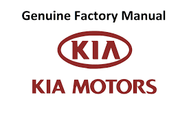 kia sportage 2011 2012 2013 2014 2015 2016 repair manual youtube