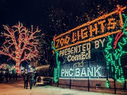 Chicago Lincoln Park Zoo Lights by 10 Free Things To Do In Chicago On Black Friday