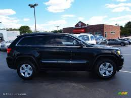 cherokee jeep 2012 2012 black forest green pearl jeep grand cherokee laredo 4x4