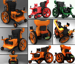 wheel chair design