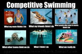 Synchronized Swimming Meme - competitive swimming meme the17thman