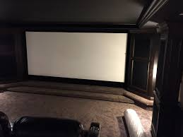 Savvy Home Design Forum by Show Us Your Screen Walls Page 12 Avs Forum Home Theater