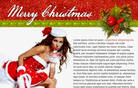 merry christmas email templates u0026 themes for gmail