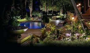 Pool Landscape Lighting Ideas Outdoor Lighting Design Ideas Link Landscape Lighting