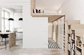 optimiser rangement chambre aménagement studio optimisé avec rangement sous escalier