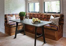 Kitchen Table With Storage 25 Space Savvy Banquettes With Built In Storage Underneath