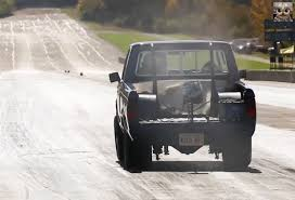 Ford Ranger Mini Truck - video boosted rowdy ranger runs deep into the 8 u0027s dragzine