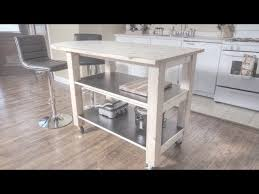 how to build a small kitchen island with cabinets how to build a kitchen island on wheels