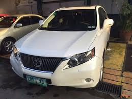 lexus price manila lexus rx 350 2014 car for sale tsikot com 1 classifieds