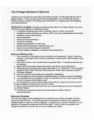 college resume writing college admission resume college admissions resume help gallery college resume template 5 free templates in pdf word