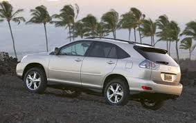 lexus of kendall deals 2006 lexus rx 400h information and photos zombiedrive