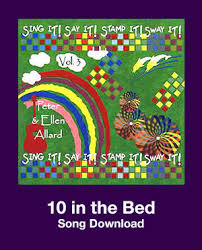 Bed Song Peter And Ellen Allard U0027s Educational Music